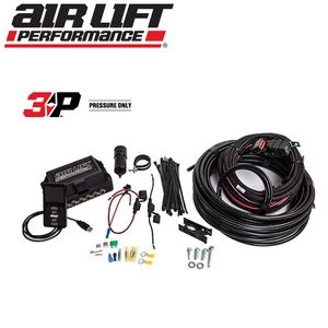Air lift Performance 3P with second compressor harness and dual black Vair 444c compressors for Sale in Queens, NY
