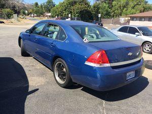 Chevy impala LT / transmission problem for Sale in San Diego, CA