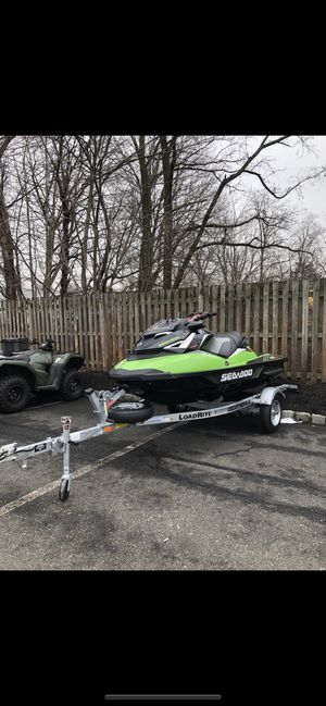 2017 seadoo GTR230 supercharged for Sale in Woodbridge Township, NJ