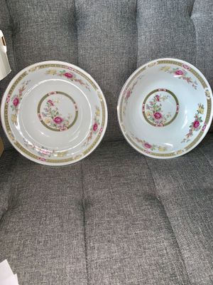 """Vintage Spring Garden by Royal Gallery 9"""" Bowls for Sale in Mountain View, CA"""