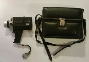 Working Bell & Howell Super 8 Camera 673/XL for Sale in Wichita, KS