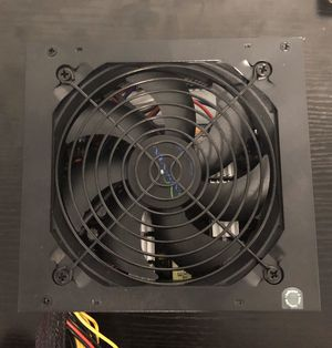 500w Apevia power supply. for Sale in Boston, MA
