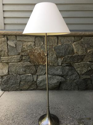 Floor lamp with shade for Sale in Park City, UT