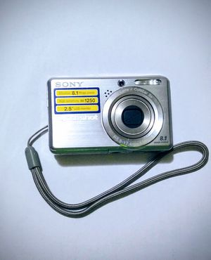 Sony Cyber Shot DSCS780 8.1 Mega Pixel Digital Camera for Sale in New Cumberland, PA