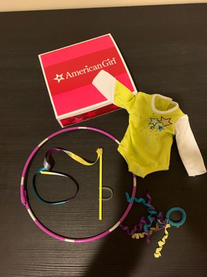American girl doll Mckenna performance set for Sale in North Huntingdon, PA