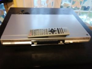 Panasonic DVD player with remote control $40 for Sale in Washington, DC