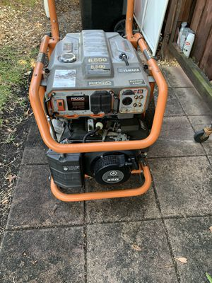 Generator - Yamaha 6800 - low hours for Sale in Lake Worth, FL