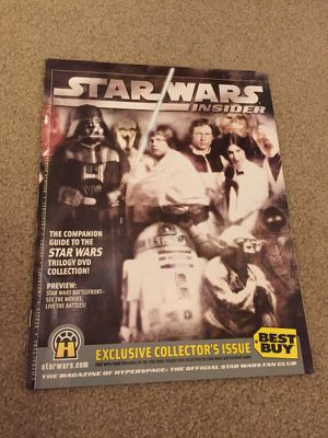 Star Wars insider Best Buy collectors issue for Sale in Tacoma, WA