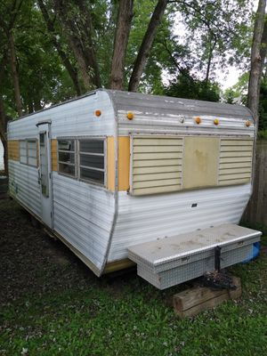 1969 camper project for Sale in Cuyahoga Falls, OH