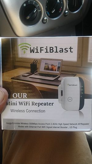 Wifi blast! for Sale in Buena Park, CA