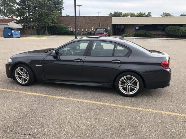2014 BMW 528i M-Sport