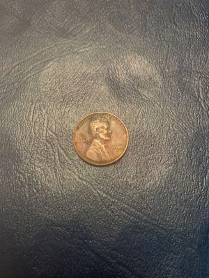 1945 D copper penny for Sale in Carrollton, TX