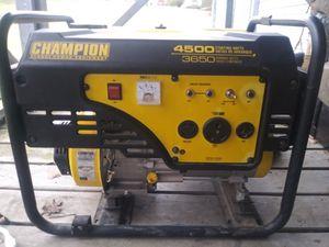 3650 watt generator for Sale in Sheridan, AR