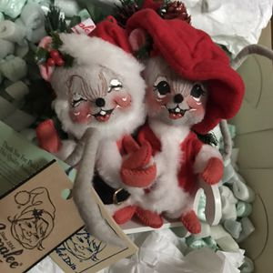 Annalee Two Mice In A Sleigh for Sale in Seattle, WA