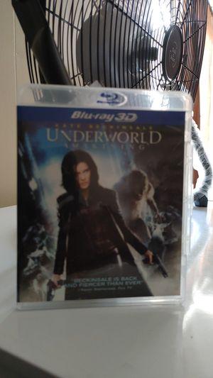 3D copy of UNDERWORLD Awakening for Sale in Columbus, OH