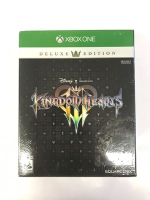 XBOX Kingdom Hearts - New Sealed for Sale in Houston, TX