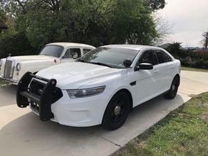 2015 Ford Taurus Police interceptors AWD Flex Fuel for Sale in Los Angeles, CA