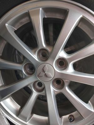 Set of 4 rims with Michelin defender tires for Sale in Hurlburt Field, FL