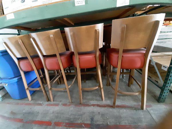 Restuarant High -Top Bar Stool