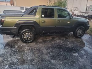 2002 Chevy Avalanche for Sale in Ruskin, FL