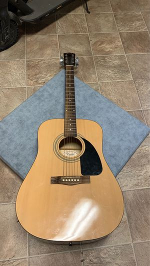 Fender FA-100 Acoustic Guitar for Sale in Morgantown, WV
