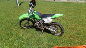 2013 Kawasaki 140 diet bike $2000 OBO or trade what you got for Sale in Fulks Run, VA