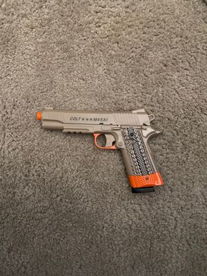 Nerf airsoft toy gun [co2] for Sale in Costa Mesa, CA