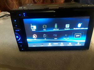 Estéreo pioneer doble din com BLUETOOTH for Sale in Huntington Park, CA