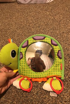 Turtle mirror for car seat for Sale in Portland, OR