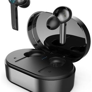 SIXGO Wireless Earbuds,Bluetooth 5.0 in-Ear IPX5 Waterproof TWS Bluetooth Earbuds 160+ Hours Playing Time Wireless Headphones Built-in Mic Single/Twin for Sale in Brooklyn, NY