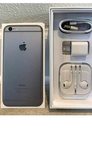 NEW Condition iPhone 6 6S 6 Plus Factory Unlocked 128GB 64GB 32GB 16GB office limited ideas for Sale in Hollywood, FL