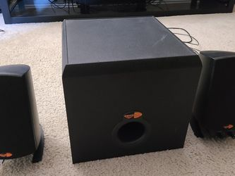 Computer Speakers Klipsch for Sale in Lithonia,  GA