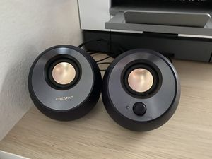 Creative Pebble USB Computer Speakers for Sale in West Hollywood, CA