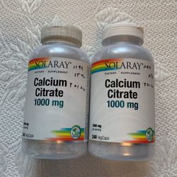 FREE Calcium Citrate 1000mg for Sale in Lake Stevens,  WA