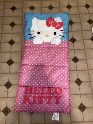 Hello kitty sleeping bag for Sale in Monroe Township, NJ