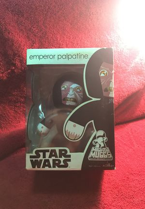 Mighty Muggs: Star Wars: emperor palp. for Sale in Las Vegas, NV