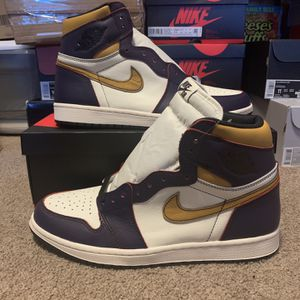 Jordan 1 LA To chicago 1 Size 11 DS for Sale in Sherwood, OR