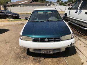 1999 Subaru Legacy Wagon for Sale in Fresno, CA