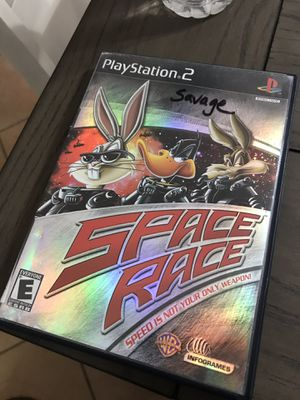 Space Race ps2 for Sale in Phoenix, AZ