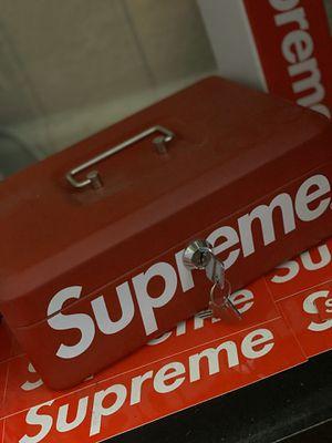 Supreme lock box for Sale in San Jose, CA