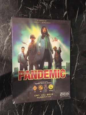Pandemic board game for Sale in Monterey Park, CA