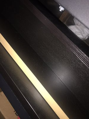 Malm Black King Bed Frame $60 for Sale in Los Angeles, CA