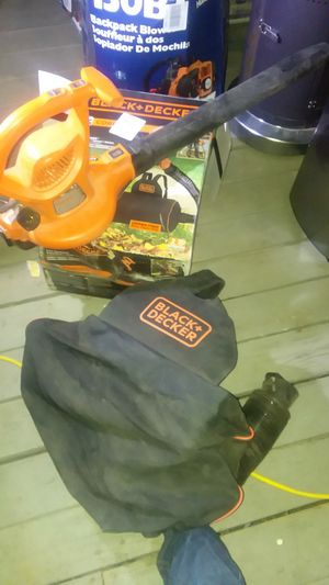 Black nd decker electric for Sale in Stevinson, CA