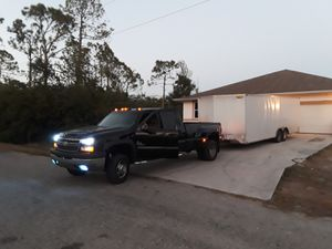 Chevy Silverado 3500 2005 for Sale in LaBelle, FL