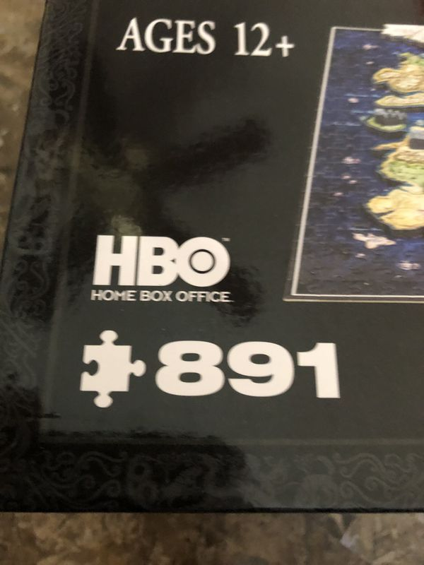 Game of thrones puzzle ( Brand New)