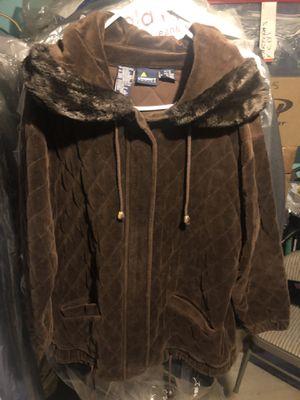 Lizzsport cotton jacket petite for Sale in Chicago, IL