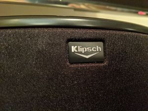 Klipsch Speaker VS14 Pair for Sale in Oviedo, FL