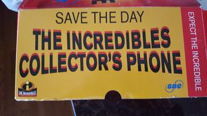 The Incredibles Collectors Phone for Sale in Westminster, MD
