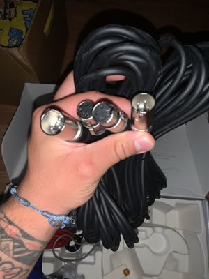 Mic interface cable for Sale in Salt Lake City, UT