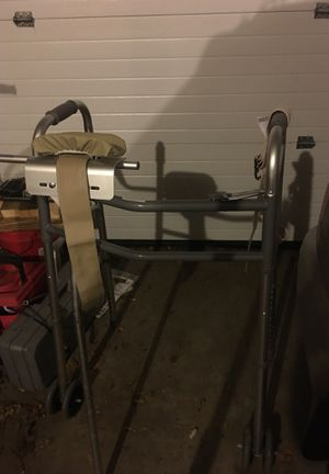 Walker with arm rest for Sale in Anchorage, AK